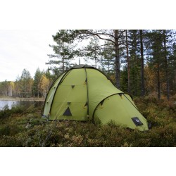 Holmeslet Taiga 6-8 pers. telt komplet / Homeslet taiga 6-8 pers. tent complete