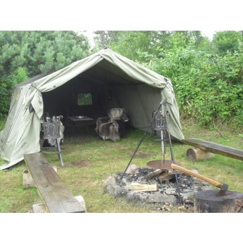 Base Camp 20 samlingstelt.