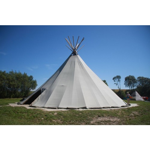 Traditionel Lavvu Teepee Tipi 100